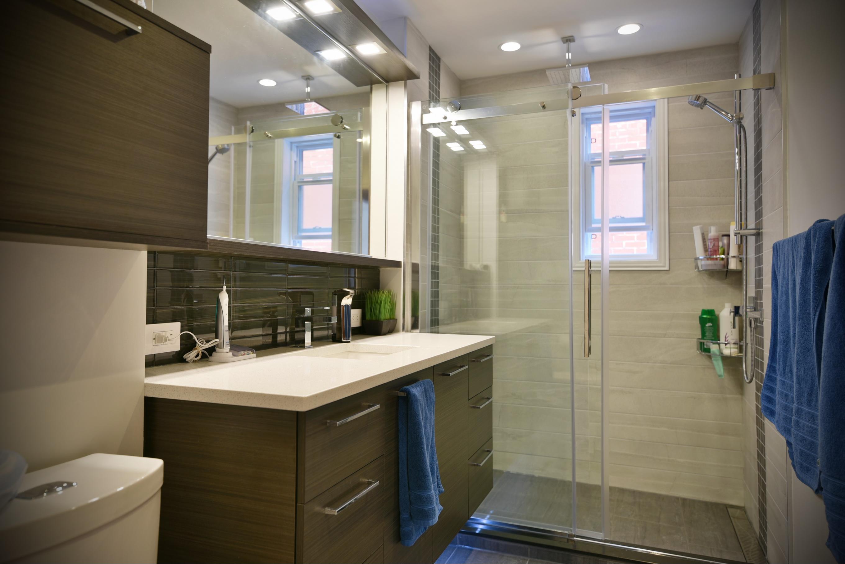 R novation d 39 une salle de bain rosemont 14 salle de - Rever de salle de bain ...