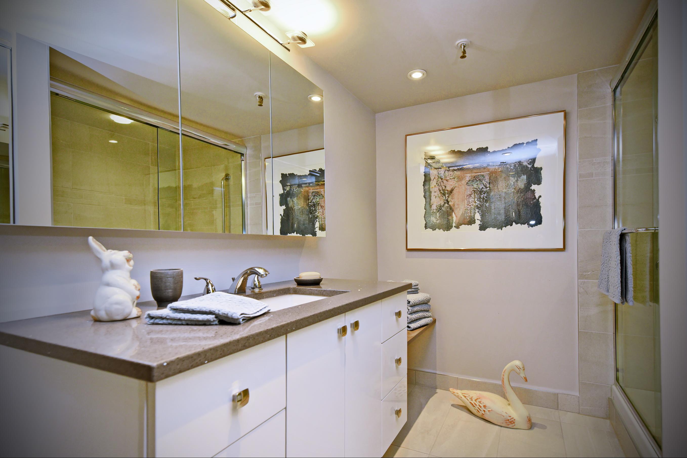 R novation d 39 une salle de bain laval 12 salle de for Renovation salle de bain laval
