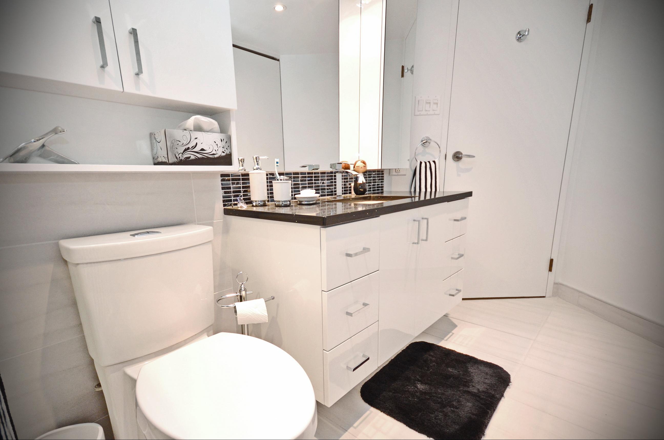 R novation d 39 une salle de bain 16 salle de bain summum for Cout d une salle de bain
