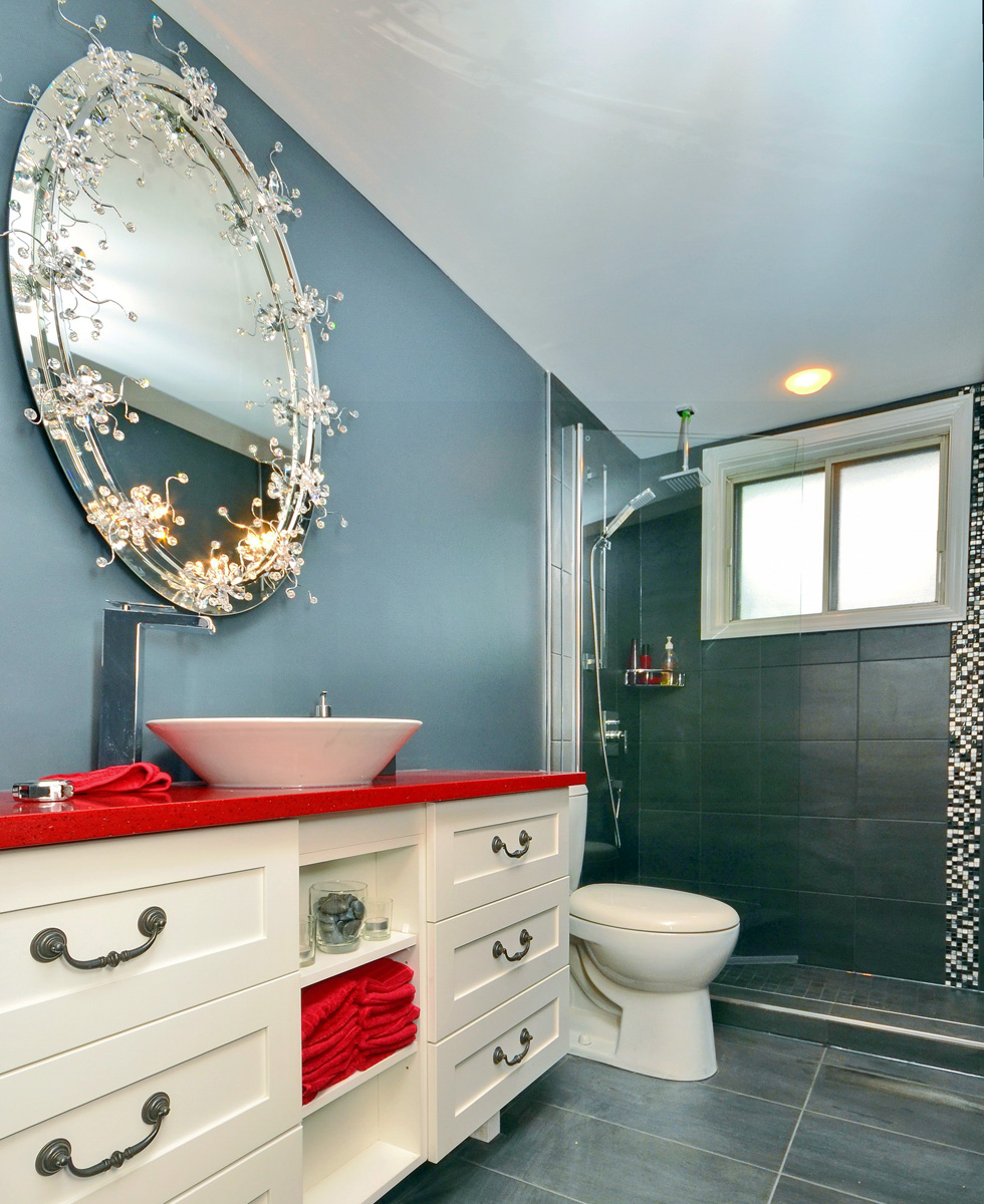 R novation d 39 une salle de bain montr al 15 salle de for Salle de bain in english